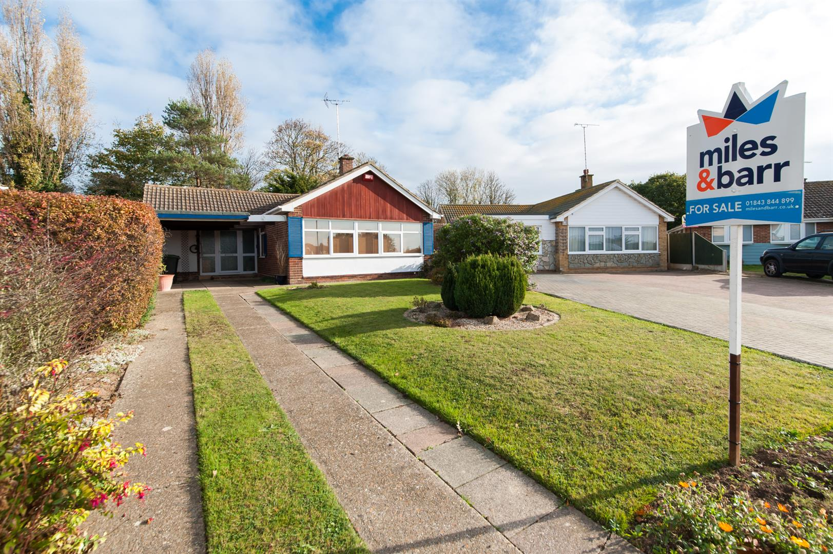 3 Bedrooms Detached Bungalow for sale in Woodland Avenue, Birchington